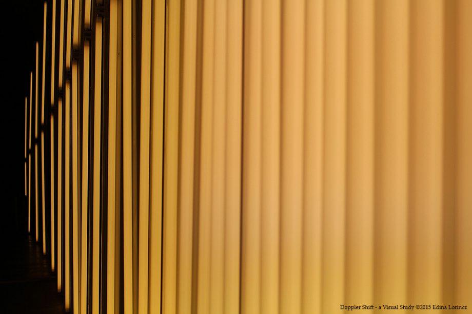 Doppler Shift – a Visual Study